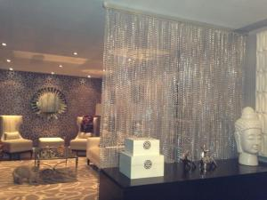 Wholesale Screens & Room Dividers: Aluminum Link Chain Curtain