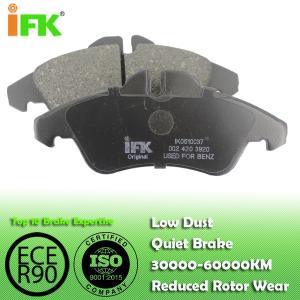 Wholesale mercedes benz sprinter: 0024203920/GDB1220/D950 Semi-metallic/Low-metallic/Nao/Ceramic Disc Brake Pad Manufacturer
