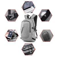 Waterproof Anti-theft Smart Back Pack Travel Business Computer Bag Anti Theft Laptop Backpack