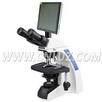 LCD Biological Microscope
