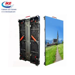 Wholesale die casting: Aluminimum Die-casting Cabinet LED Displays LED Video Wall