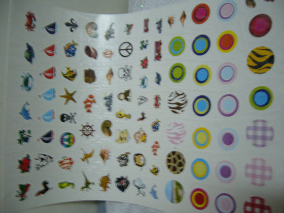 Sell Non-FILM DECAL WATER-SLIDE TRANSFER PRINTING