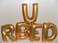 Sell FL-026( foil letter balloon )