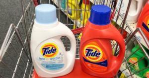 Wholesale detergent: Tide Detergents