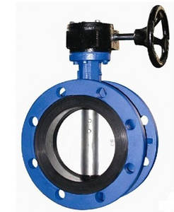 Wholesale flange: Flange Type Butterfly Valve