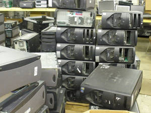 Wholesale computer: Computers Scrap(Desktop & Towers)