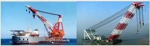 Wholesale barge: Buy India Floating Crane Barge Sell Crane Vessel Hire Charter Rent