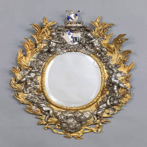 Wholesale antique reproduction furniture: Mirror Reproduction