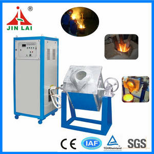 Wholesale oscillating platform: Energy Saving IGBT Technology Copper Melting Furnace