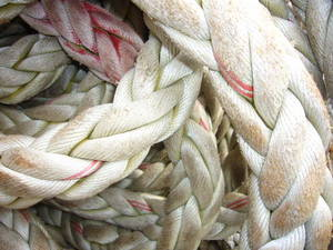 Wholesale Nylon Fabric: Nylon Rope Scrap