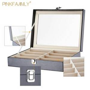 Wholesale storage case: Eyewear Storage Box Glasses Case Custom Print