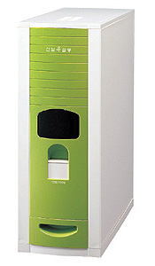Sell rice dispenser, rice bin, rice box (Green)