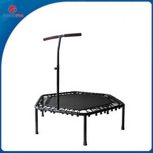 Wholesale fittings: Createfun Fitness Trampoline with Handle