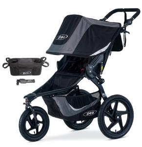 Wholesale Strollers, Walkers & Carriers: Bob Revolution Flex 3.0 2020 Travel System Graphite Black