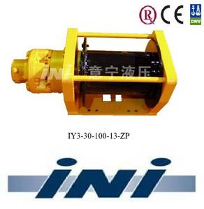Wholesale patent: INI Invention Patent Hydraulic Free Fall Winches Construction Winch