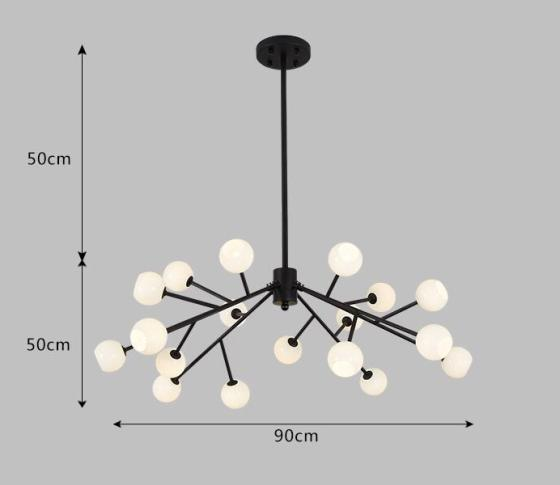 Sell High Quality Metal And Glass Lighting Chandelier Pendant with G4 Lights