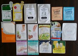 Wholesale sheet mask korea: Facial Mask Pack