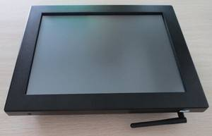 Wholesale lcd dispaly: Fanless Design 10.4 Atom Dual Core N2600   2GB/32GB  Industrial PC Embedded Computer All in One PC