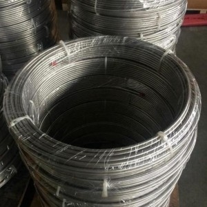 Sell ASTM A269 316L Stainless Steel Seamless Coiled Tubing
