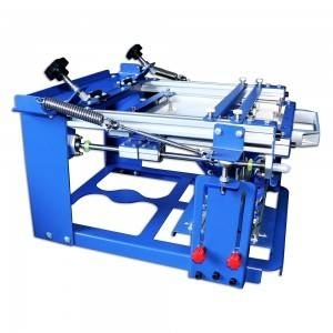 Sell JM-MCP1012 curved surface screen printing machine