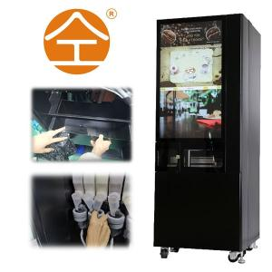 Wholesale hot sale in area: Cashless Coffee Vending Machine