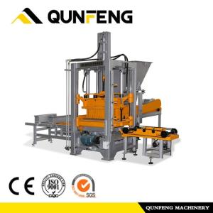 Wholesale brick: Brick Making Machine/Made in China Automatic Block Machine QF400