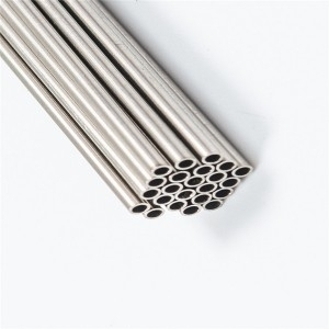 Super Duplex 2507 (UNS S32750)Stainless Steel Capillary Tubing