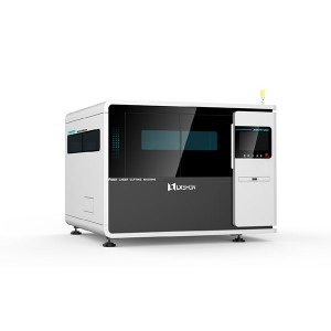 High Precision Small Thin Sheet Metal Laser Cutting Machines 1390 500W 750W 1000W