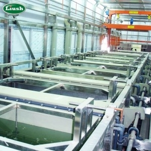 Anodizing Production Line