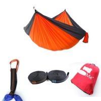 Parachute Nylon Double Camping Hammock