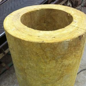Wholesale for boat application: Heat Insulation Rock Wool Pipe