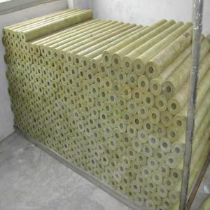 Wholesale power delivery joint: Fireproof Rock Wool Pipe/ Mineral Wool Tube