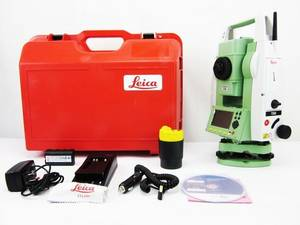 Used Leica TS02 5 Ultra R1000 Reflectorless Total Station