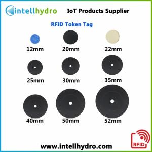 Wholesale engraving device: RFID Token Tag Patrol Tag ABS Tag NFC Tag Anti-metal with 125khz,113.56mhz,860-960mhz