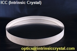 Sell CAF2 PLANO CONCAVE LENS--Manufacturer
