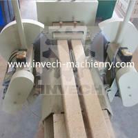 Wood Pallet Sawdust Block Extruder