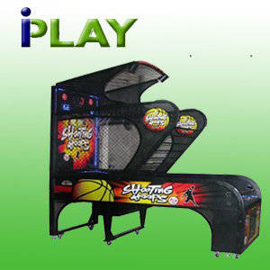 Wholesale coin: Luxury Basket Ball Coin Operated Game Machine