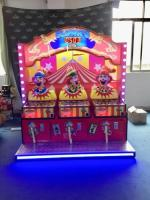 Kids Laughing Clown's Coin Operated Tickets Redemption Game Machine