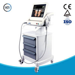 Wholesale lifting machine: High Efficiency Beauty Salon HIFU Machine for Wrinkle Removal ,HIFU Skin Lifting System