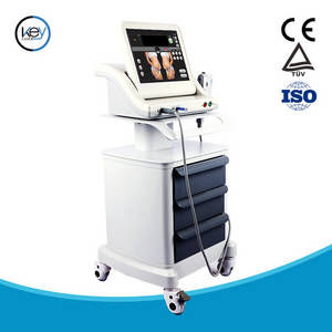 Wholesale hifu: Effective HIFU High Intensity Focused Ultrasound Machine for Anti Aging / Skin Smoothing
