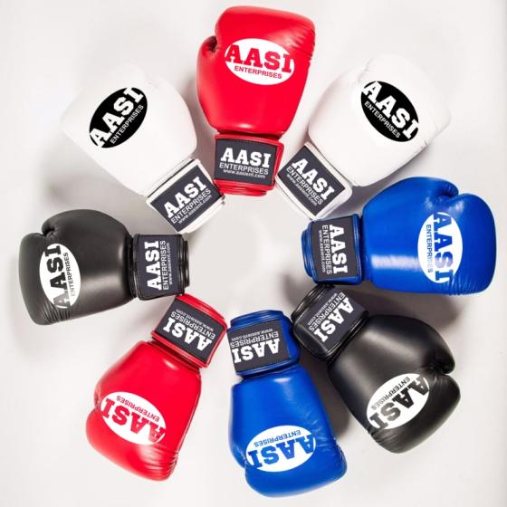 Sell Customized Logo Boxing Gloves AASI ENTERPRISES