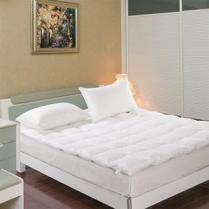 Wholesale Other Bedding: Hotel Duck Goose Down Mattress Topper