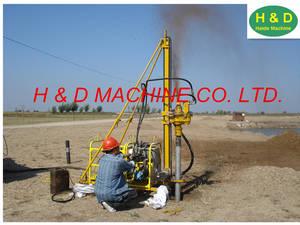 Wholesale circulator: HD-20d Man Portable Reverse Circulation Drilling Rig