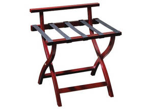 Wholesale wooden rack: Luggage Rack,Luggage Stand, Wooden Rack,LR1-004