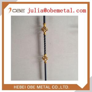 Wholesale fence: Wrought Iron Balusters Fence ,Collars ,Scrolls ,