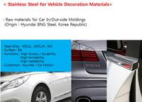 Provide Stainless Steel for Vehicle / Car molding /...