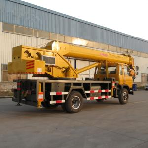 Wholesale trucks: 16 Ton Small Hydraulic Truck Crane for Sale