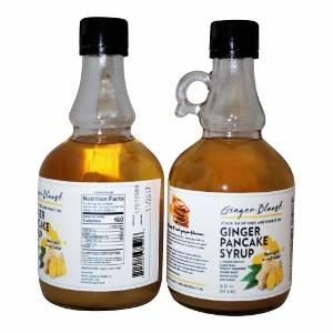 Wholesale pancake: Ginger Pancake Syrup