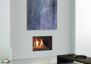 Wholesale Fireplace Sets & Accessories: Firenze Gas Fireplaces Built-in Insert.