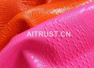 Wholesale pu shoes: PU Synethetic Leather for Shoes,Bags